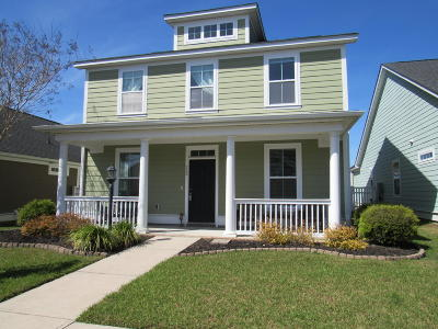 Summerville Single Family Home For Sale: 220 Crossandra Avenue