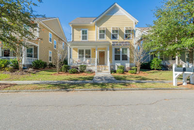 Summerville Single Family Home For Sale: 131 Lotz Drive