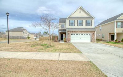 Ladson Single Family Home For Sale: 2021 Hunters Bend Trail