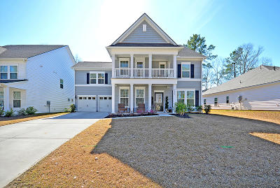 Ladson Single Family Home For Sale: 9943 Honeylocust Lane