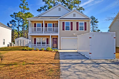 Ladson Single Family Home For Sale: 1060 Briar Rose Lane