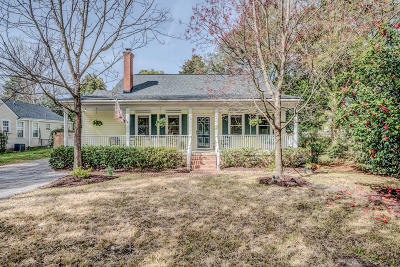 Charleston Single Family Home For Sale: 20 Oakdale Place