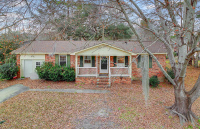 Summerville Single Family Home For Sale: 231 Braly Drive