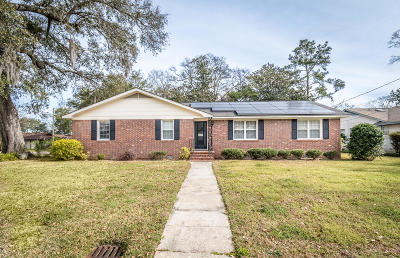 Berkeley County, Charleston County, Dorchester County, Colleton Single Family Home For Sale: 1288 Orange Branch Road