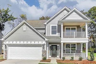 Moncks Corner Single Family Home For Sale: 151 Lakelyn Road