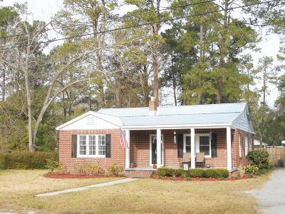 Walterboro Single Family Home For Sale: 108 Wildwood Drive