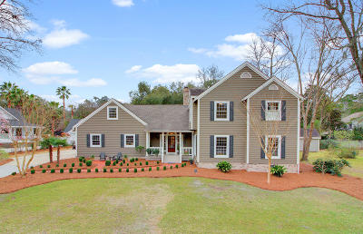 Summerville Single Family Home Contingent: 111 Old Postern Road