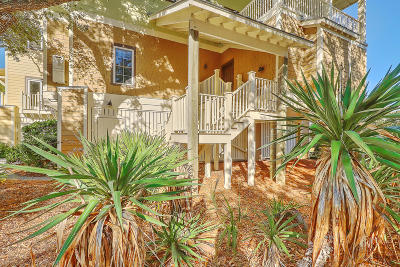 Charleston County Attached For Sale: 2128 Tides End Road