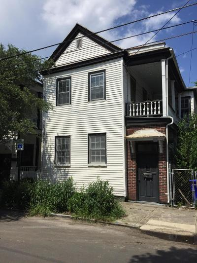 Charleston Single Family Home For Sale: 108 America Street