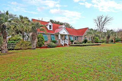 Berkeley County, Charleston County, Colleton County, Dorchester County Single Family Home For Sale: 5526 Stonoview Drive