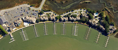 Charleston County Boat Slip For Sale: 1880 Andell Bluff Boulevard #H-6