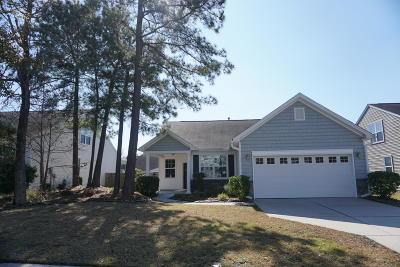 Carolina Bay Single Family Home For Sale: 3113 Gallberry Street