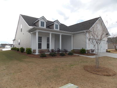 Summerville Single Family Home For Sale: 411 Coastal Bluff Way
