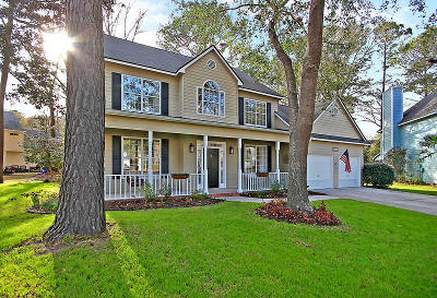 Mount Pleasant Single Family Home For Sale: 2709 Governors Point Court