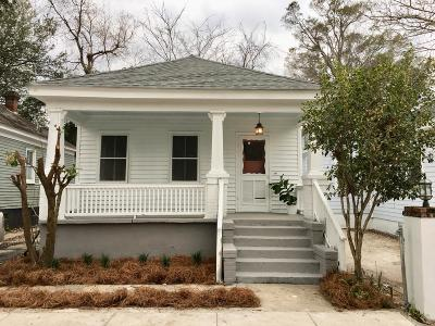 Charleston Single Family Home For Sale: 3 Homel Place