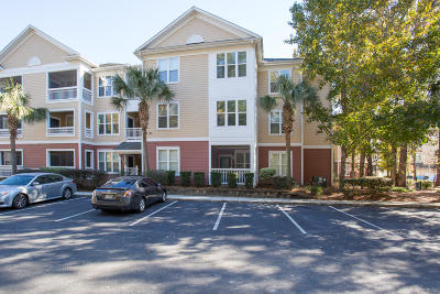 Berkeley County, Charleston County Attached For Sale: 500 Bucksley Lane #307