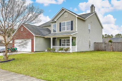 Berkeley County Single Family Home For Sale: 308 Waylon Drive Drive