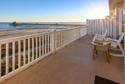 Folly Beach Attached For Sale: 117 E Arctic #301