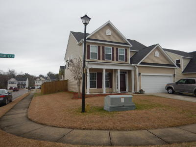 Goose Creek Single Family Home For Sale: 156 Marinella Drive