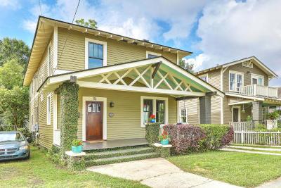Charleston Single Family Home For Sale: 51 Poplar Street