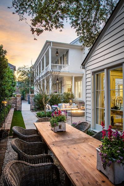 Charleston Single Family Home For Sale: 38 Legare Street