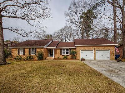Summerville Single Family Home For Sale: 218 Chessington Circle