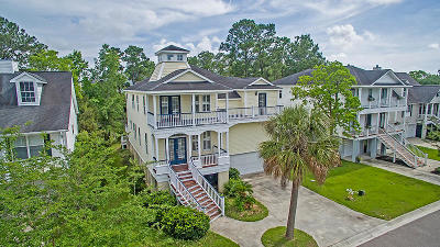 Charleston Single Family Home For Sale: 328 Arlington Drive