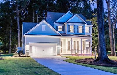 Mount Pleasant Single Family Home For Sale: 2657 Dutchman Drive