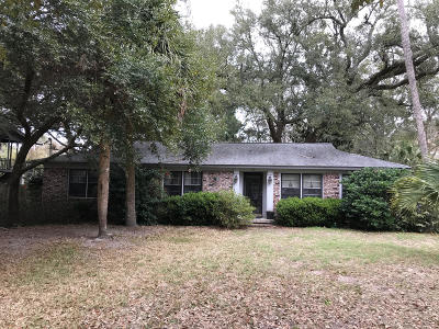Isle Of Palms Single Family Home Contingent: 30 31st Avenue