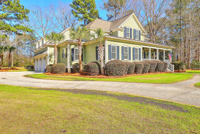 Charleston County Single Family Home For Sale: 4118 Duck Club Road