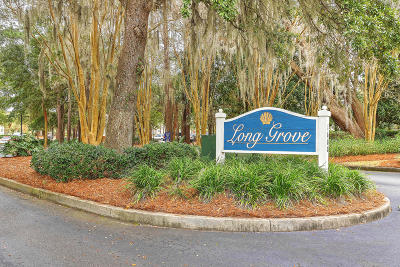 Charleston County Attached For Sale: 1600 Long Grove Drive #1012