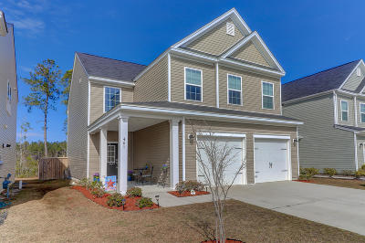 Berkeley County Single Family Home For Sale: 461 Whispering Breeze Lane