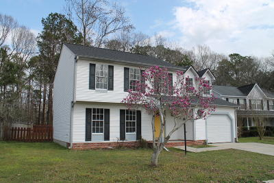 Goose Creek Single Family Home For Sale: 105 Carlisle Bay Court