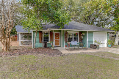 Charleston County Single Family Home For Sale: 1206 Lake Mallard Boulevard