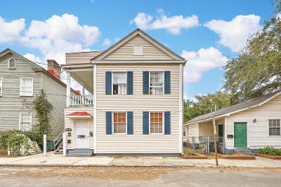 Charleston County Multi Family Home For Sale: 119 Drake Street
