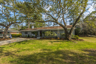 Charleston Single Family Home For Sale: 118 Chadwick Drive