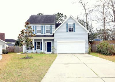 Summerville Single Family Home Contingent: 2011 Claybourne Court