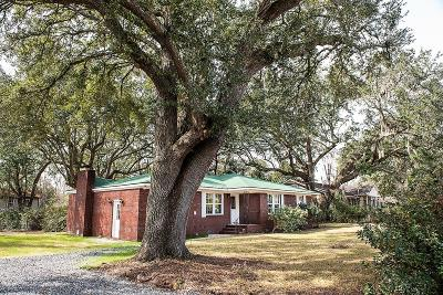 North Charleston Single Family Home For Sale: 4719 Padgett Street
