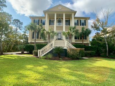 Charleston County Single Family Home For Sale: 2128 Breezy Point Drive