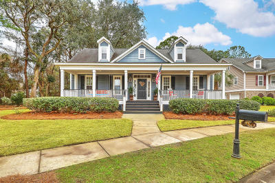 Charleston County Single Family Home For Sale: 3416 Southern Cottage Way
