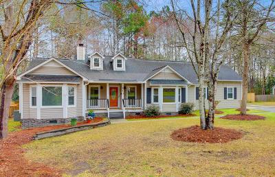 Summerville Single Family Home For Sale: 213 Factors Walk