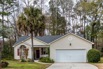 Summerville Single Family Home For Sale: 189 Factors Walk