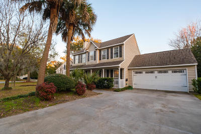 Mount Pleasant SC Single Family Home For Sale: $450,000