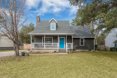 Summerville Single Family Home For Sale: 106 Maple Drive