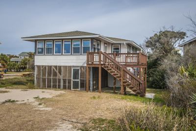 Edisto Beach Single Family Home For Sale: 3002 Point Street