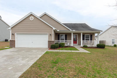 Summerville Single Family Home For Sale: 5011 Wilverine Drive