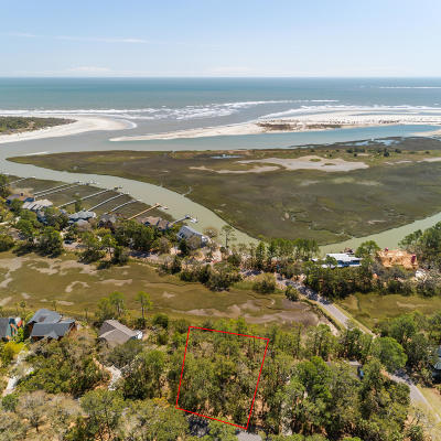 Charleston County Residential Lots & Land For Sale: 2935 Deer Point Drive