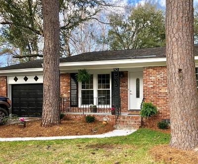 Charleston SC Single Family Home For Sale: $381,000