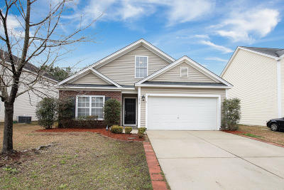 Summerville Single Family Home For Sale: 1219 Wild Goose Trail