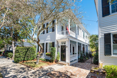Charleston SC Single Family Home For Sale: $1,199,000
